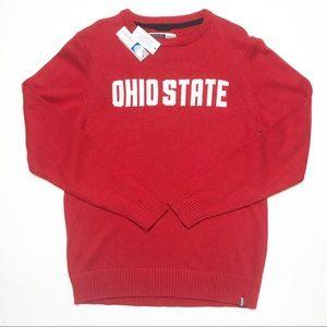 Ohio State Buckeyes OSU Crewneck Sweater by Bruzer